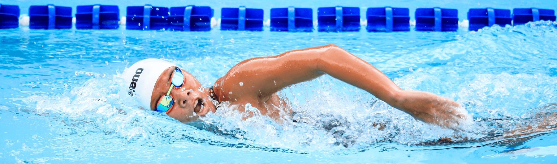 Swimming Data Feed