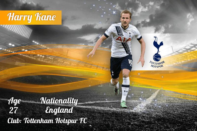 Premier League Top Scorers - Harry Kane